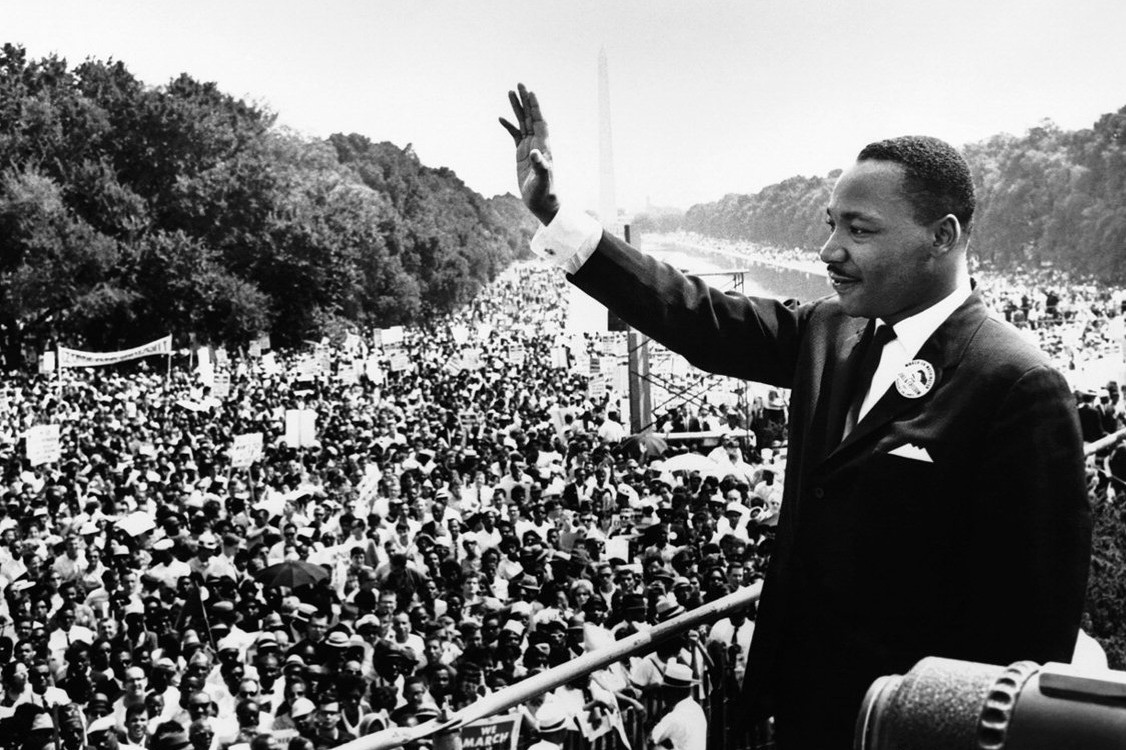 Martin Luther King and the black struggle